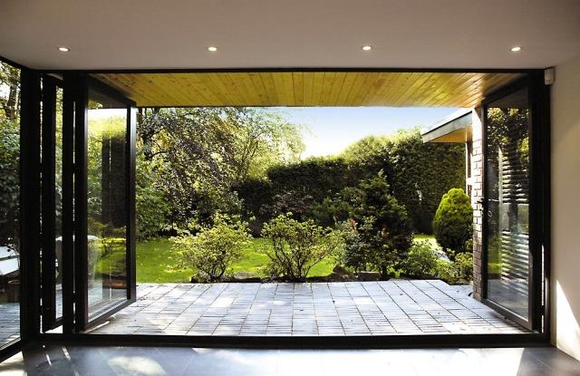 Aluminium Bi Folding Doors | Bifold Doors | Ellipsis