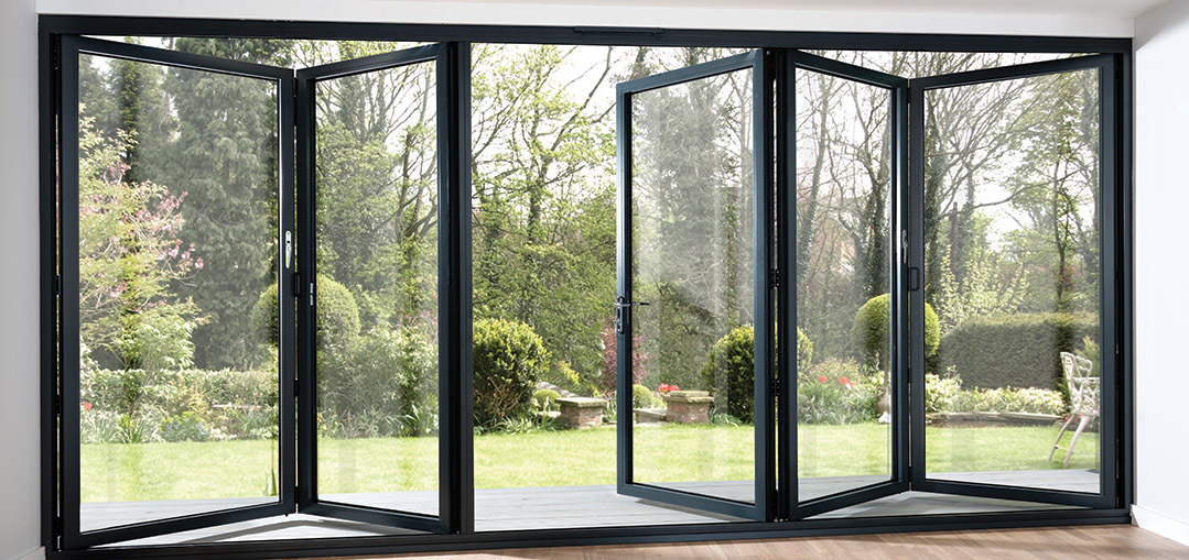 Aluminium bi folding doors bifold doors ellipsis Folding window