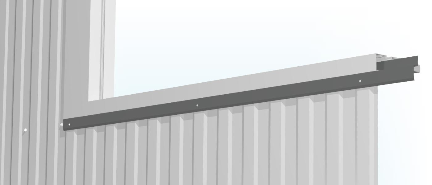 Aluminium Cills And Flashings Ellipsis