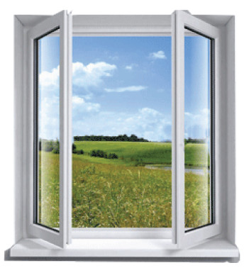B and q pvc windows