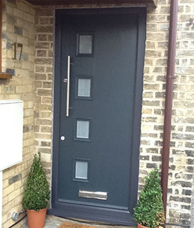 Can You Change The Glass In A Composite Door