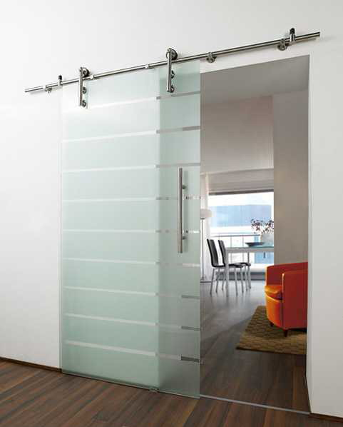 ... Toughened Glass Doors ...