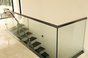 Glass Stairs & Balustrades